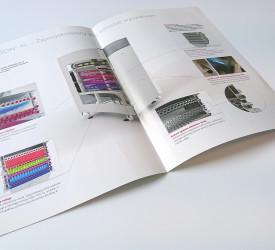 Przygotowanie i druk broszury poroduktowej